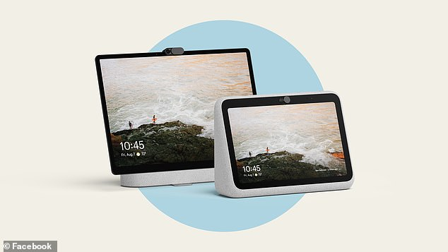The social media giant said that the Portal Go will come with a 10-inch screen and 12-megapixel camera, which will allow users to call family and friends from other places.