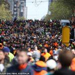 Melbourne breaks lockdown record tomorrow as it records 628 more Covid cases 💥👩💥