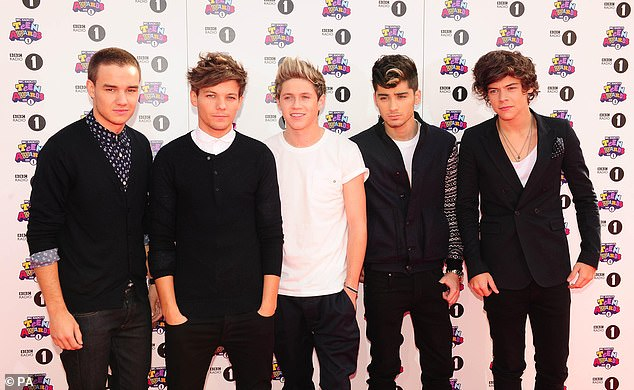The rumour: When asked about whether a 1D reunion might be on the cards, Liam said: 'I spoke to Louis about it and we were saying it should happen as soon as possible' (pictured in 2013)