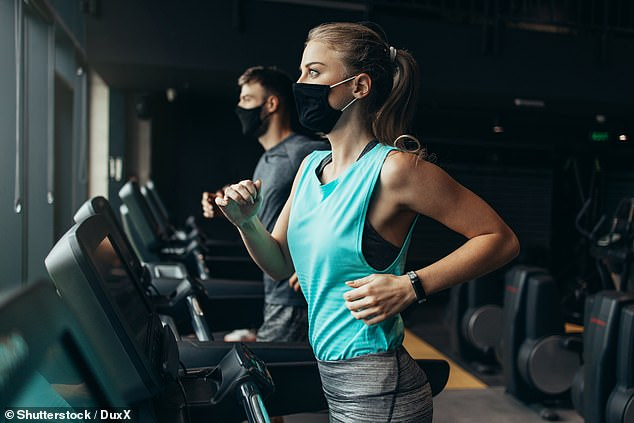 Gyms and indoor recreational facilities are also permitted to reopen under a one person per four square metres rule and hold classes for up to 20 members