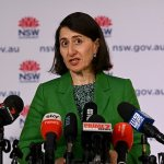 Gladys Berejiklian reveals unvaccinated people WON'T get freedoms when NSW hits 80 per cent jabs 💥👩💥