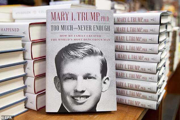 Mary Trump published a damning account of her life as a family member in July 2020