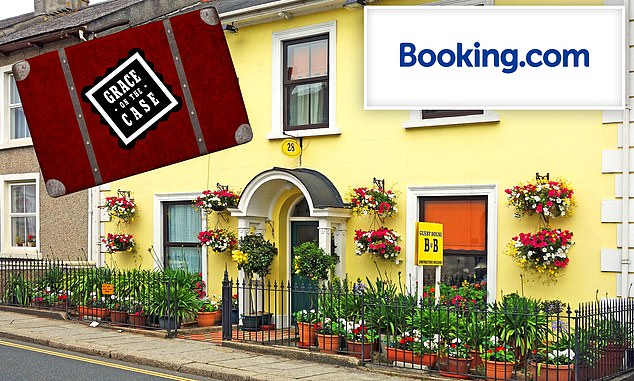 A B&B owner owes Booking.com thousands because the website is on her guests' money