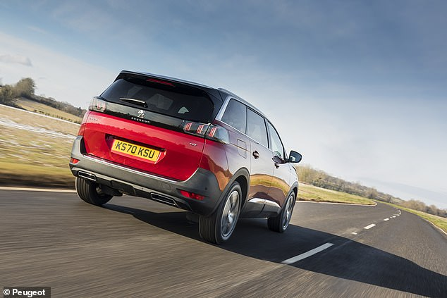 It was commended by the Motoring Title review team for its strong line-up of efficient engines coupled with seven-seat capacity and practicality.