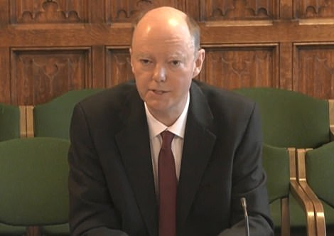 England's Chief Medical Officer Professor Chris Whitty said the delta version's transmissibility meant all school students would be exposed to the virus