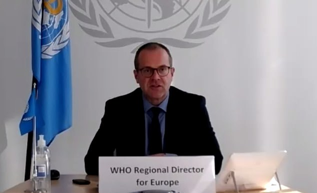 Dr Hans Henri Kluge, Regional Director for WHO Europe, said the impact of air pollution on diseases is 'large, it is increasing, and makes air pollution the most important environmental risk factor for our health'.