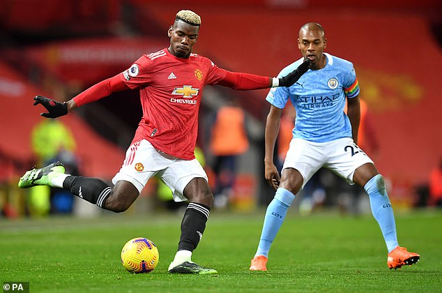 November's TV games selected as Manchester derby at Old Trafford