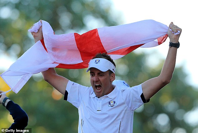 Poulter was the star man when Europe fought back in 2012 at the Miracle of Medina