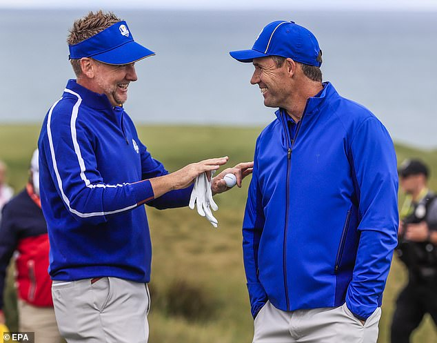 Poulter is a Padraig Harrington pick – and with little beyond historical achievement to justify it