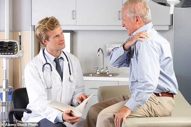 Family doctors are treating 200,000 fewer patients on Fridays as the surging number of part-time GPs enjoy long weekends off, figures suggest (stock photo)