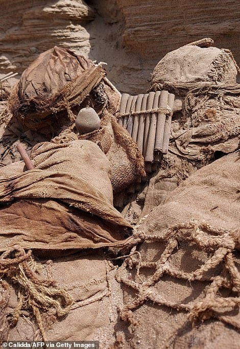 There were many items that historians can use to better understand the Chilca people of Peru.