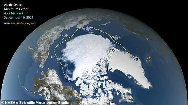 , Climate: Arctic summer sea ice is at its twelfth lowest extent on record, NASA reveals, The Today News USA