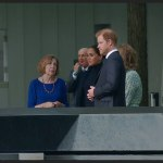 Harry and Meghan visit WTC and 9/11 Memorial with NY Gov Cathy Hochul and Bill de Blasio 💥👩💥