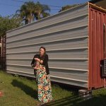 Mum forced to live in a SHIPPING CONTAINER after signing house over to daughter 💥👩💥