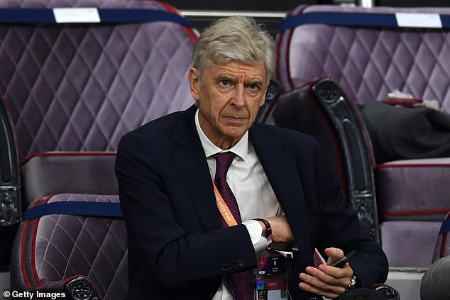 Former Arsenal boss Arsene Wenger will return to the dugout in January for a one-off match
