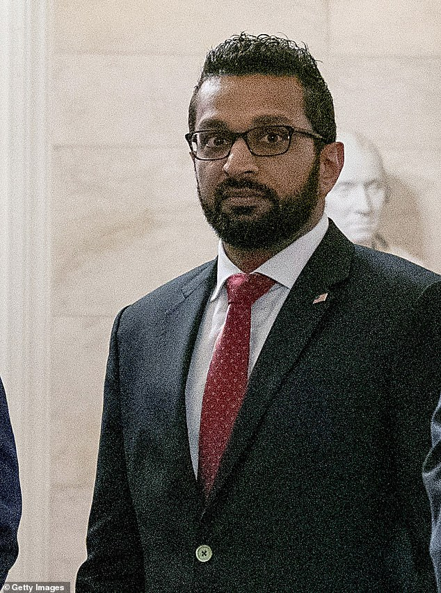 Trump loyalist Kash Patel became chief of staff to the secretary of defense. The subpoena cites a press report of an effort to install him at the CIA in the last days of the administration