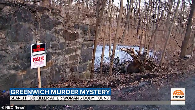 She died ofhomicidal asphyxiation and her body was found week later after her family reported her missing