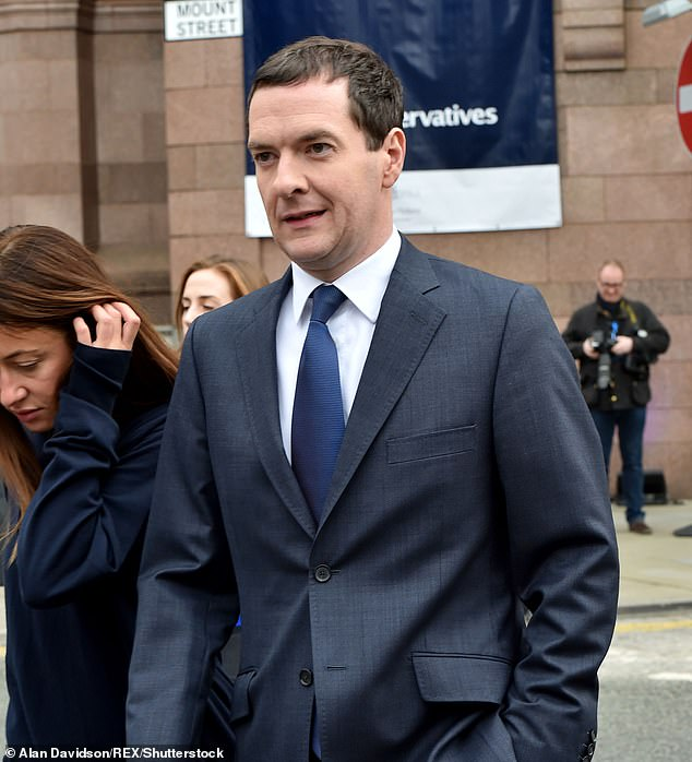 Former Chancellor George Osborne has won his first bit of business as an investment banker with a firm set up by a Russian oligarch who once hosted him on his yacht