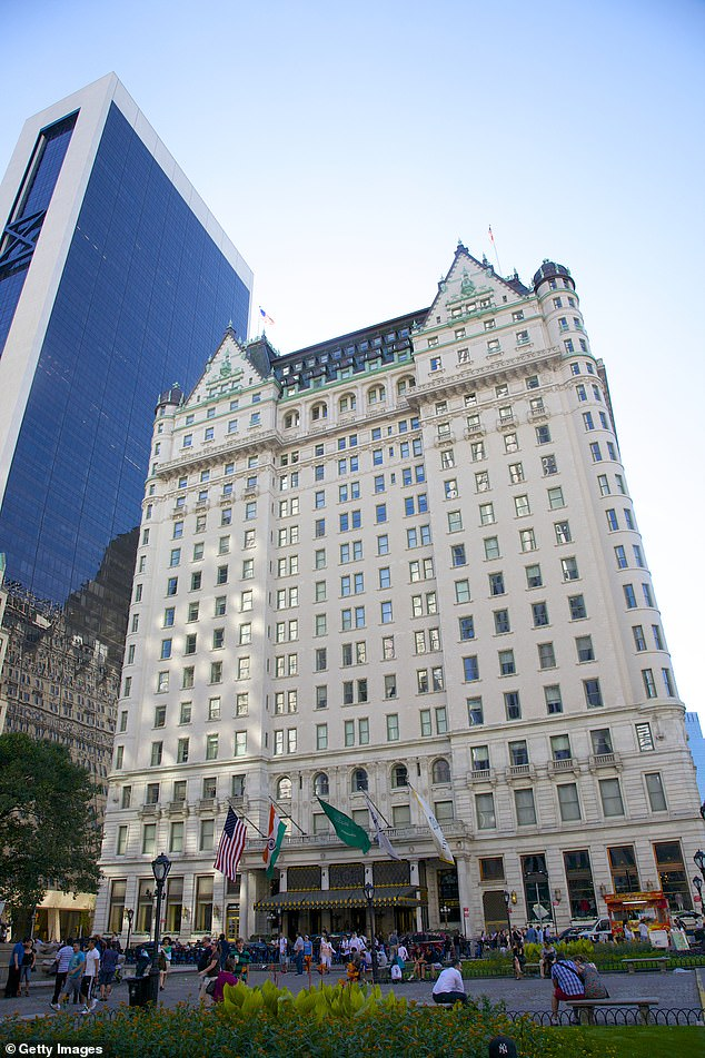 The group allegedly treated its members as slaves, using them for free labor and demanding monthly $400 dues that allowed Gans to buy an $8.5 million apartment in the Plaza Hotel