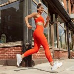 Peloton launches clothing line in Australia with $128 leggings suitable for the studio and street💥👩💥💥👩💥