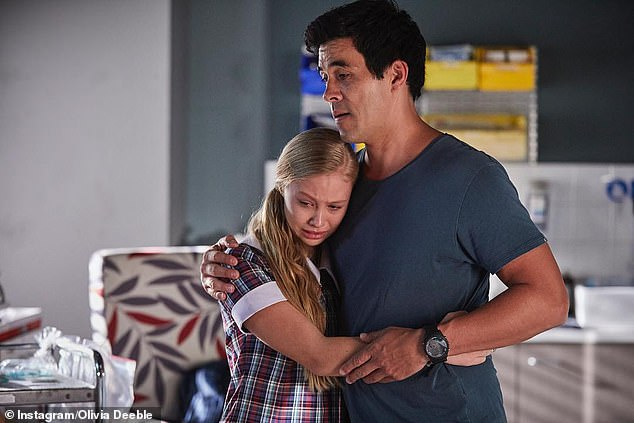 , Home and Away's Olivia Deeble reveals what it was like working with Eric Bana on The Orchard, The Today News USA