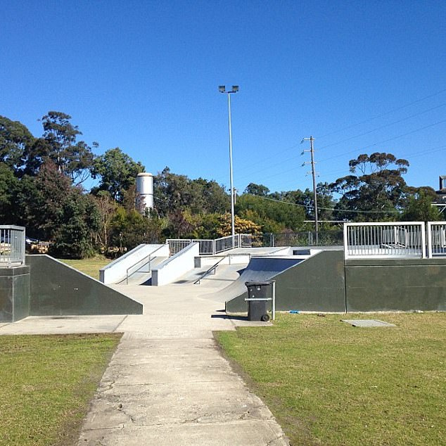 The girl was approached in Thornleigh skate park on the afternoon of April 28, by Callaghan who offered to charge her mobile phone at his house