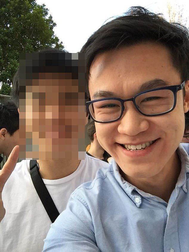 His mother described the student as a considerate and respectful man who planned to be a policymaker in Canberra