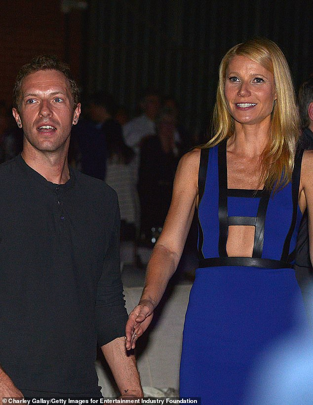 'He's like my brother. You know, he's my family. I love him,' Paltrow said of Martin, who she was married to for 10 years before their split in 2014
