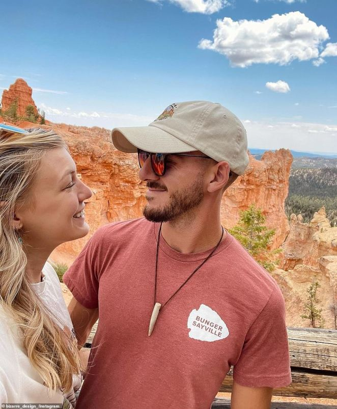 Gabby last spoke to her family on August 25 from Grand Teton National Park, Wyoming. She had been traveling with Laundrie in the couple's camper van since July and the two were meant to return home in October