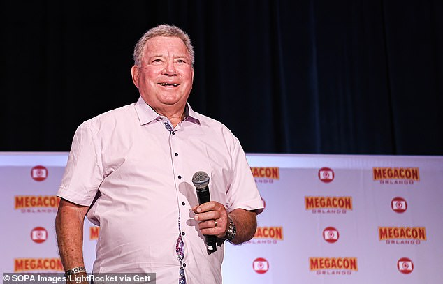 Actor William Shatner, 90, is set to become the oldest man ever in space aboard the second civilian flight from Jeff Bezos' company Blue Origin