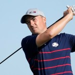 Spieth pulls off 'unbelievable' chip shot before almost tumbling into Lake Michigan at Ryder Cup 💥👩💥