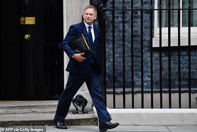 Transport Secretary Grant Shapps suggested adding HGV drivers to the skilled worker list for immigration purposes would not solve the problem, although he insisted he nothing had been ruled out