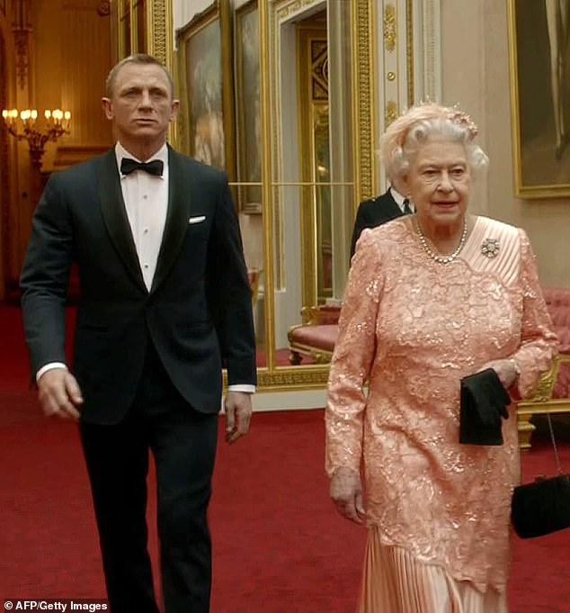 The Queen's fascination with spies and special forces may come as a surprise to many people, though they might have got an inkling from the day in July 2012 when the world's most iconic intelligence officer very publicly arrived at Buckingham Palace