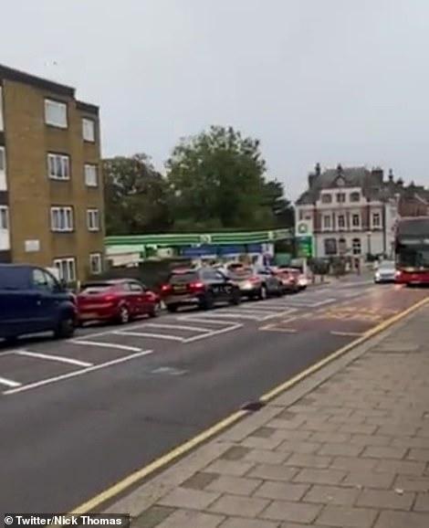 Anerley Road in London