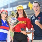 Footy fans slam Channel 7 for ad-filled AFL Grand Final coverage💥👩💥💥👩💥