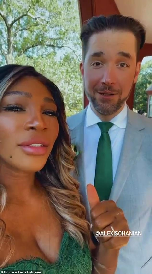 Husband:Williams shares the 4-year-old with internet entrepreneur Alexis Ohanian, co-founder of the social media site Reddit