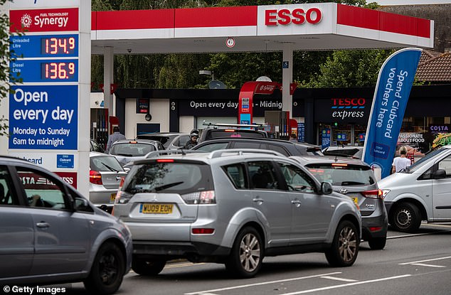Rather than wasting their time (and their fuel) queuing for plentiful petrol, they should wonder who and what motivated the leak from BP which started the frenzy
