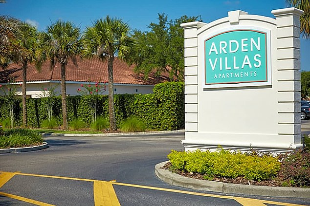 Marcano lives at the Arden Villas apartments in Orlando and also works in the leasing office