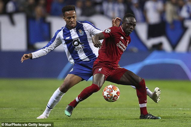 Liverpool won 5-0 at Porto in February 2018 before winning 4-1 in April 2019
