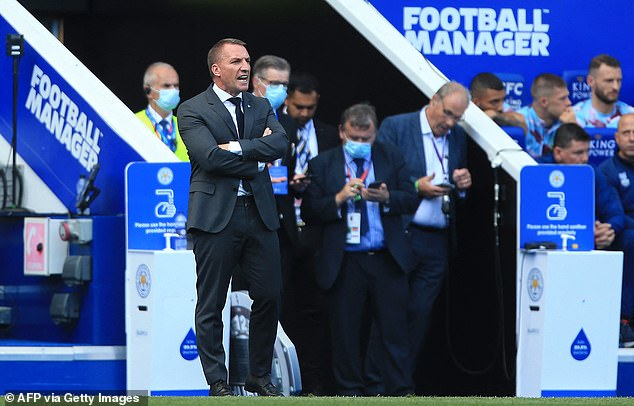 Brendan Rodgers' Leicester City have won just two out of their opening six league matches
