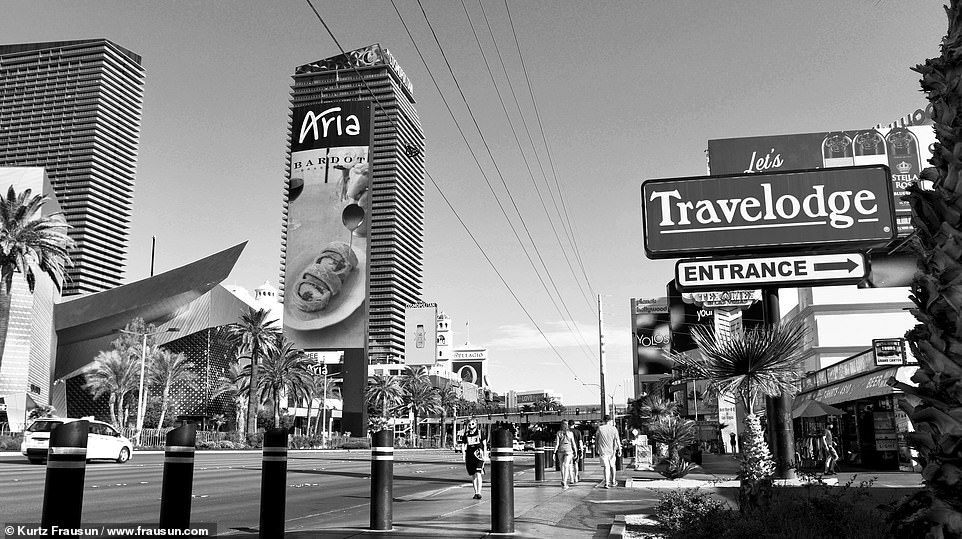 Tourist attraction: Las Vegas is known for its glamorous shows, over-the-top casinos, and incredible night life, attracting tens of millions of visitors each year