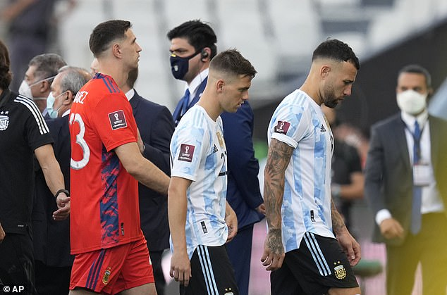 Argentina have called up three Premier League stars for next month's World Cup qualifiers, despite this month's spectacle