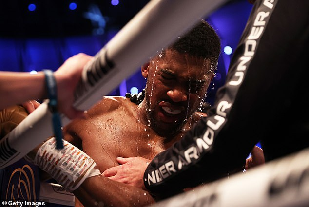 After Saturday's crushing defeat, Joshua would like to face Usyk again in a rematch
