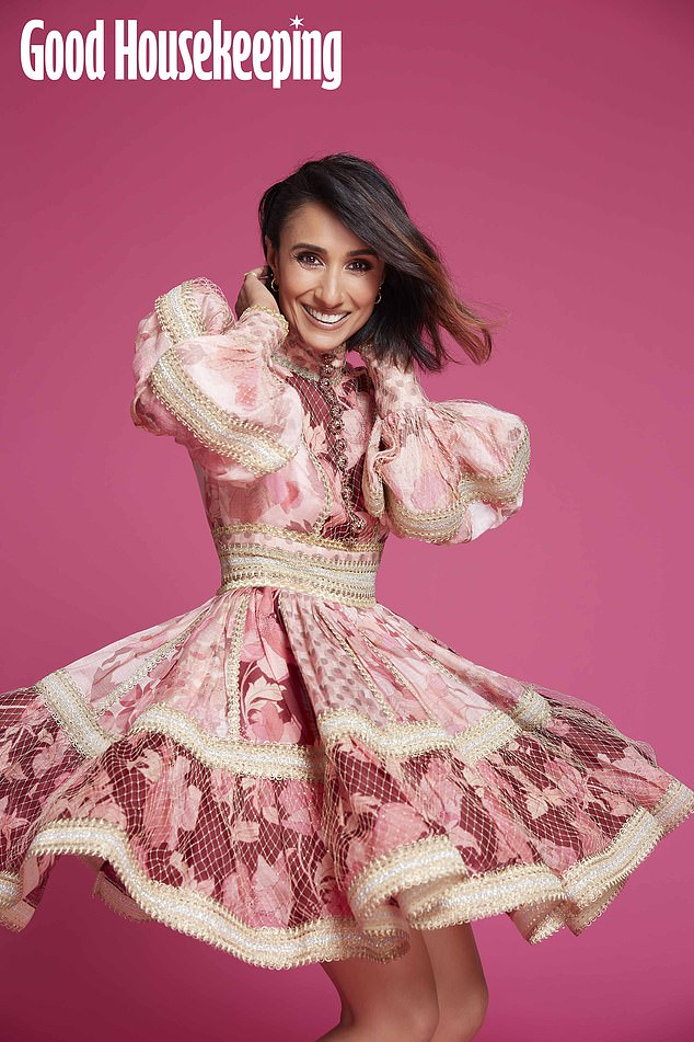 Bradford native and Women's Hour presenter Anita Rani, picture 43, stars on the cover of the November issue of Good Housekeeping