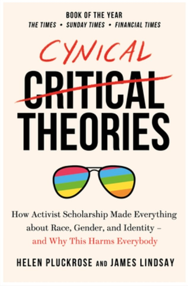 Pluckrose coauthored the acclaimed novel 'Cynical Theories: How Active Scholarship Made Everything About Race, Gender and Identity - And Why This Harms Everybody'