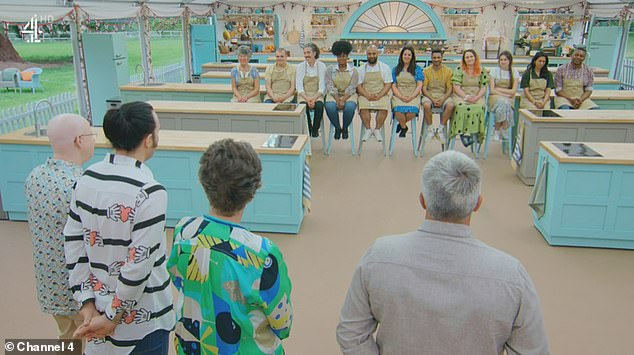 And though we¿ve reached only the second week of The Great British Bake Off (C4), the showstoppers are already sensational. This is no longer a cake competition for enthusiasts ¿ it¿s a perfection parade
