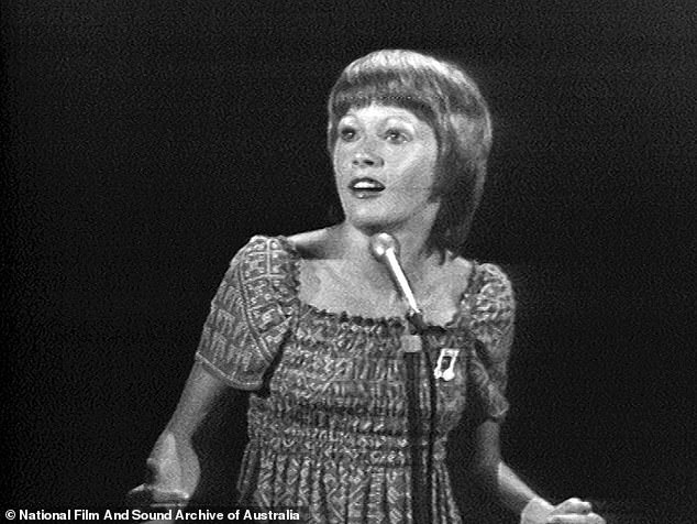 Throwback:Byrne, a mother of three, starred on Young Talent Time between the ages of 12 and 16