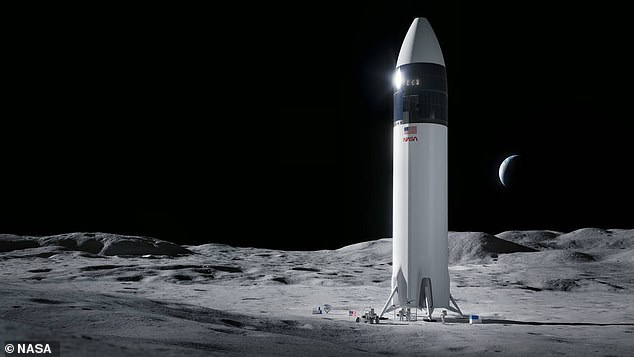 NASA has selected Elon Musk's SpaceX to build the spacecraft that will take the first woman and the next man to the Moon.  SpaceX's HLS Starship will include the company's tested Raptor engines, as well as draw inspiration from the designs of the Falcon and Dragon vehicles.