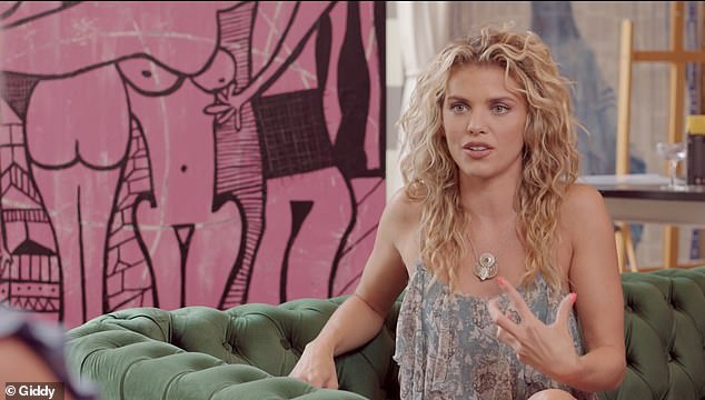 , AnnaLynne McCord talks 'explosive sex' with on-again, off-again boyfriend Dominic Purcell, The Evepost National News