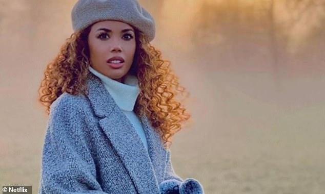 First look at Jade Ewen as Mariah Carey in Netflix biopic Luis Miguel